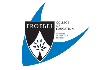 Logo design for Froebel College